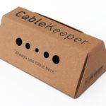 バード電子様ケーブルキーパーパッケージ組立画像
